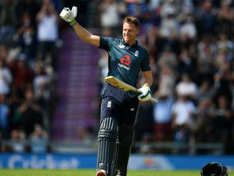 Jos Buttler has been in impressive form.