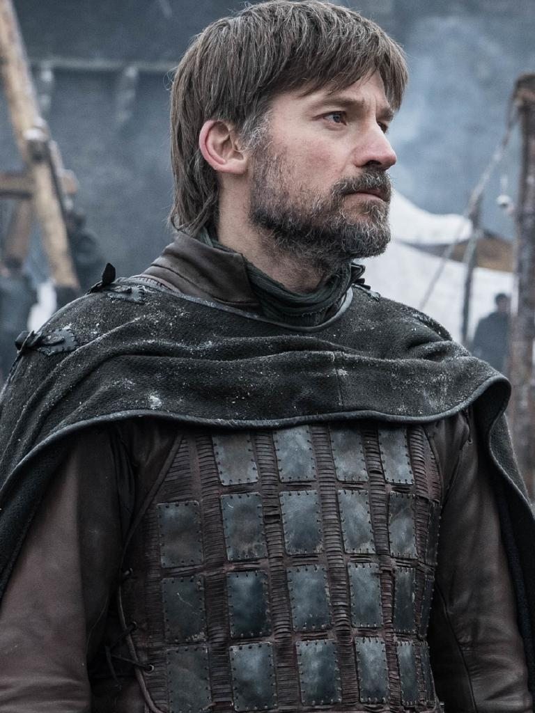 Nikolaj Coster-Waldau as Jaime Lannister. Picture: HBO