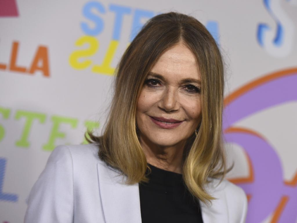 Peggy Lipton has died at age 72. Picture: Jordan Strauss/Invision/AP.