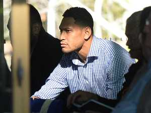 Folau says he refused 'temptation' of Rugby Aus's offer