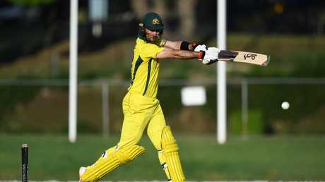 Glenn Maxwell can be Australia's World Cup hero. Picture: AAP