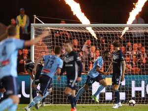 Champs implode in A-League bloodbath