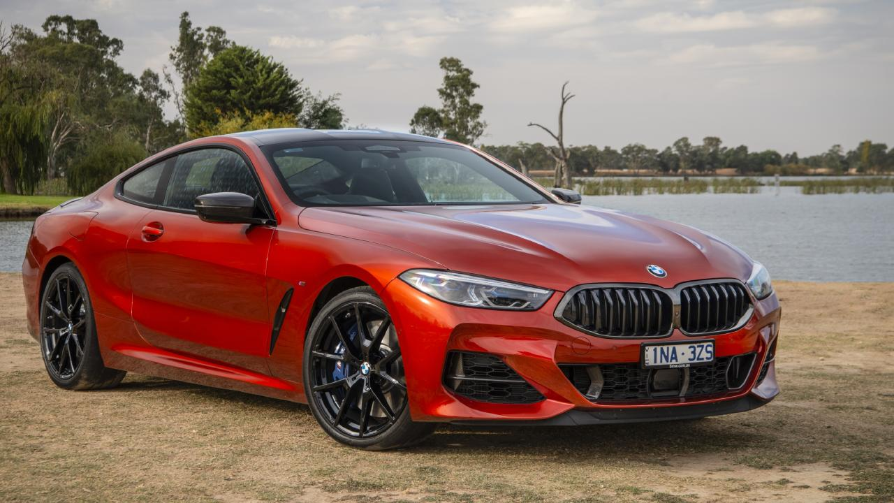 2019 BMW 8-Series Coupe.