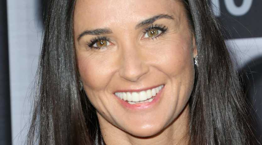 Demi Moore is just one of the stars Irwin Winkler has worked with. Picture: Frederick M. Brown/Getty Images