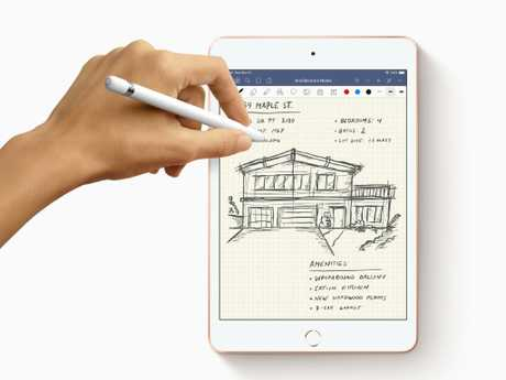 Apple has revamped the iPad Mini for the first time in a long while.