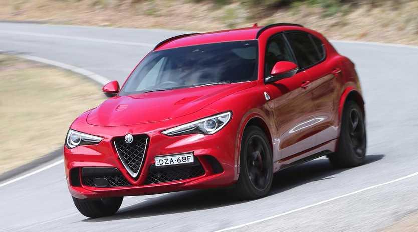 Alfa Romeo Stelvio Q.