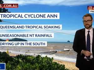 Cyclone Ann heads towards Qld coast
