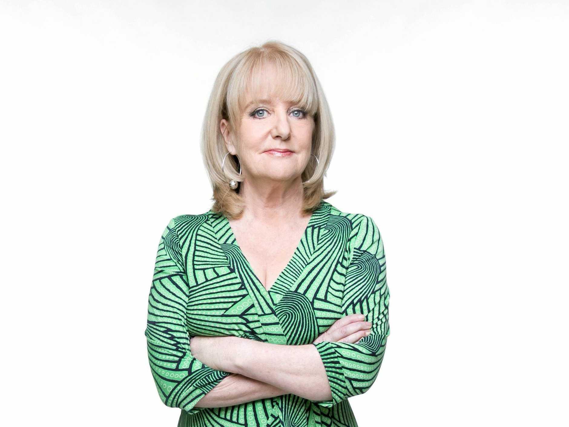 Comedian Denise Scott.