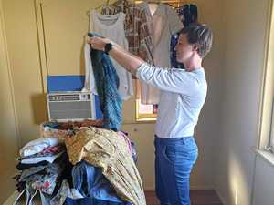 Swap 'til you drop at Roma's Community Clothing Swap