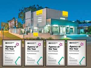 A major, national award win for Rocky real estate agency