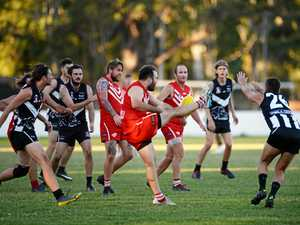 Yeppoon Swans return to footy as usual after smashing record
