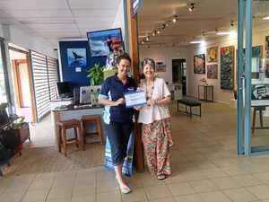 New Hervey Bay gallery to nurture local art