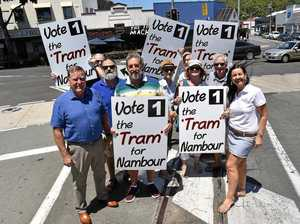 Tramway on track with overwhelming support