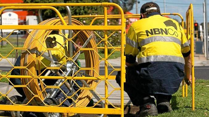 NBN is being switched on in parts of Lismore.