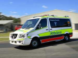 One hospitalised after Bruce Hwy crash