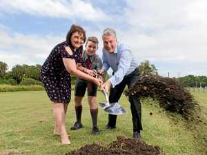 First sod turned on exciting new park project