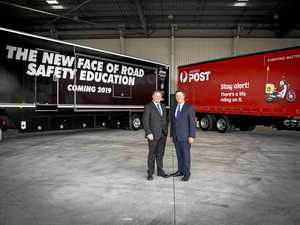 ATA links with Australia Post for road safety campaign