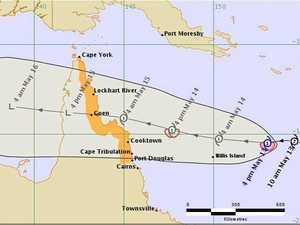 Meteorologist confirms Cyclone Ann to impact Mackay rainfall