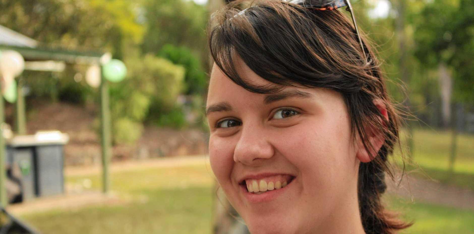 South Burnett Times reporter Jessica McGrath.