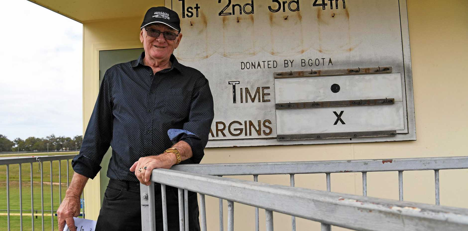 LAST CALL:   Race commentator  Trevor Halter retired yesterday  after 36 years in the commentary box in Bundaberg. He called one race on Sky Racing and had a race named in his honour. His spot has been taken over by Bundaberg's Jarrod Wessel.