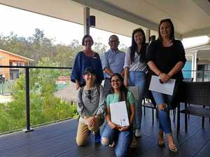 Uni students move into Cooinda aged care in trial project