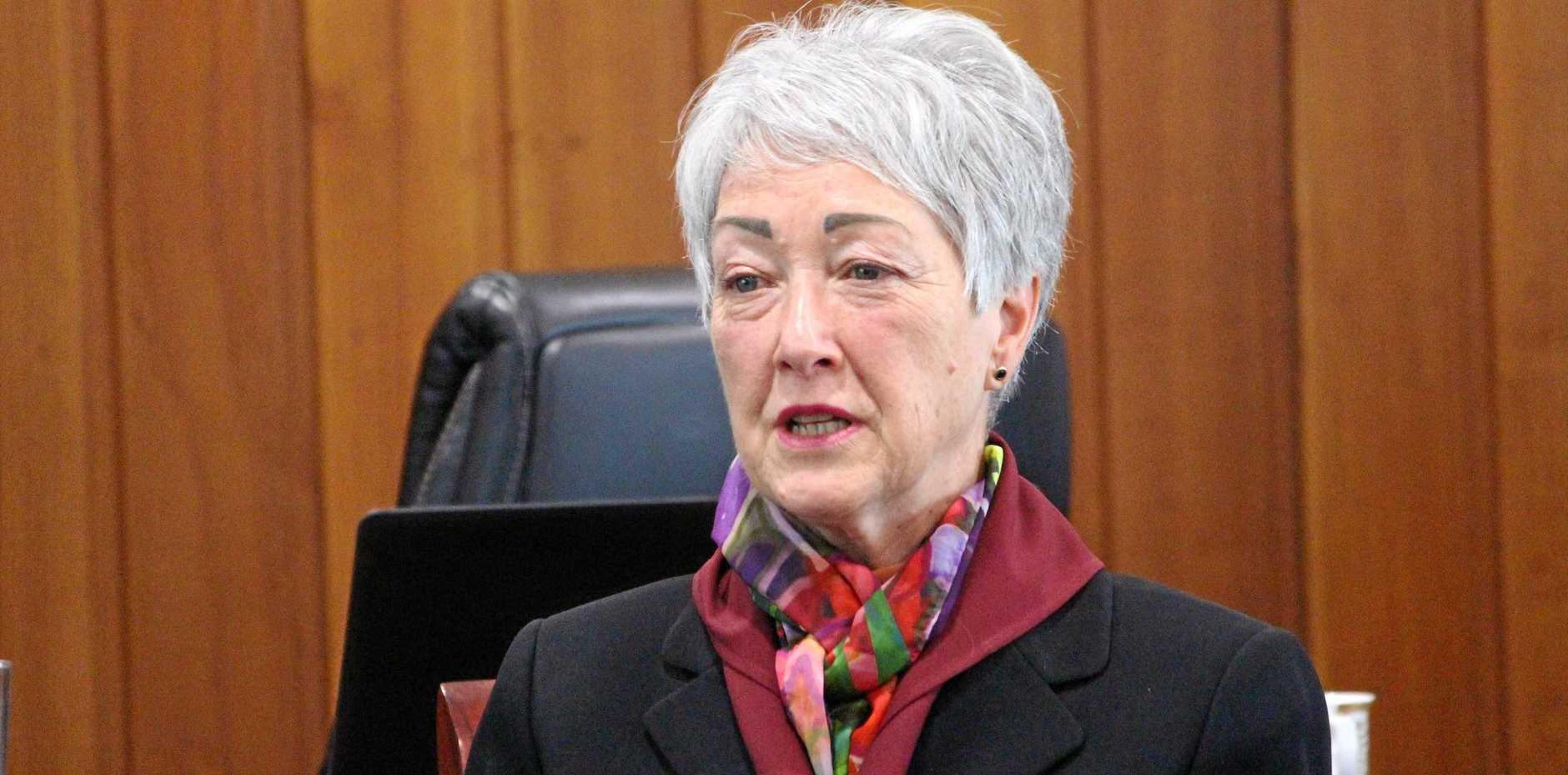 Mayor Tracy Dobie