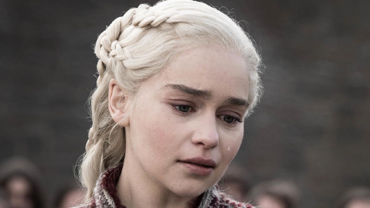Emilia Clarke as Daenerys Targaryen in Game of Thrones. Picture: HBO