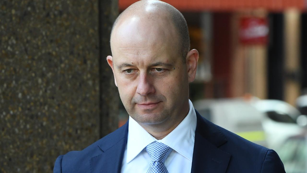 NRL CEO Todd Greenberg. Picture: AAP