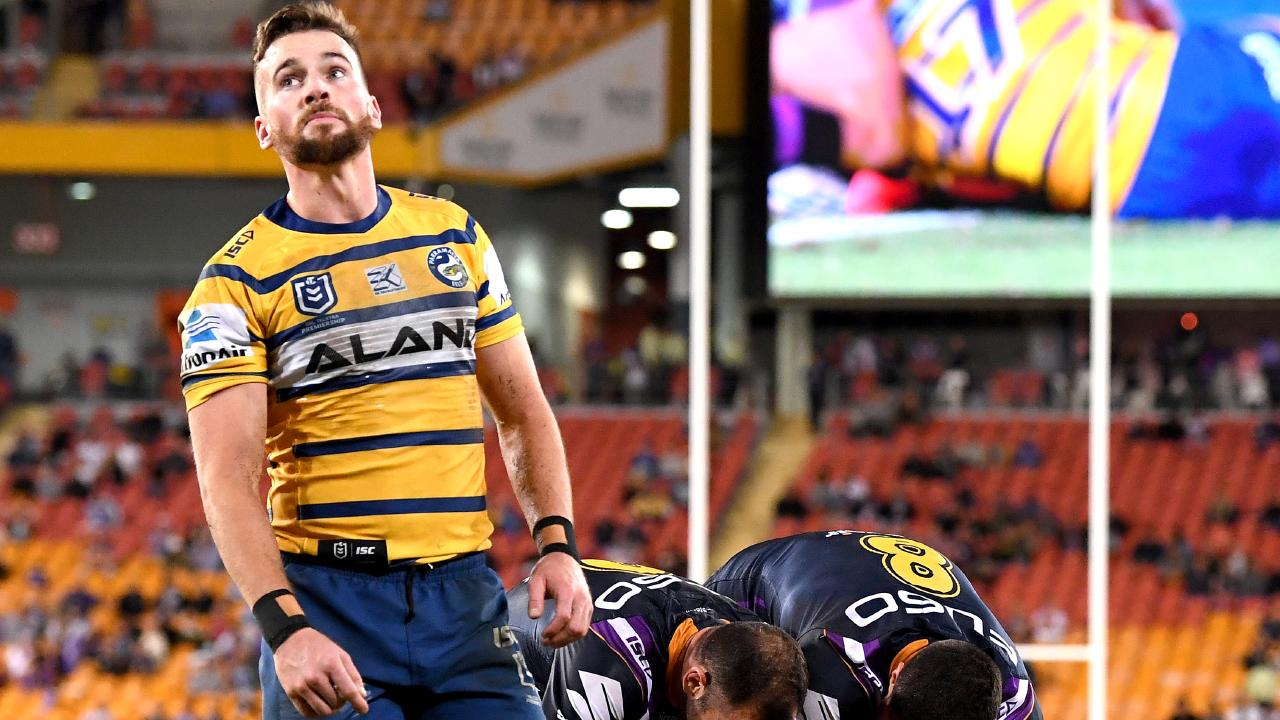 Parramatta aren't the only ones sick of this story. Image: Bradley Kanaris/Getty Images