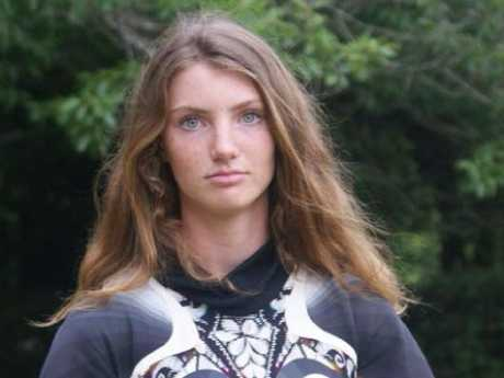 Olivia Inglis, 17, was killed when her horse fell on top of her during a jump at the Scone Horse Trials. Picture: Facebook
