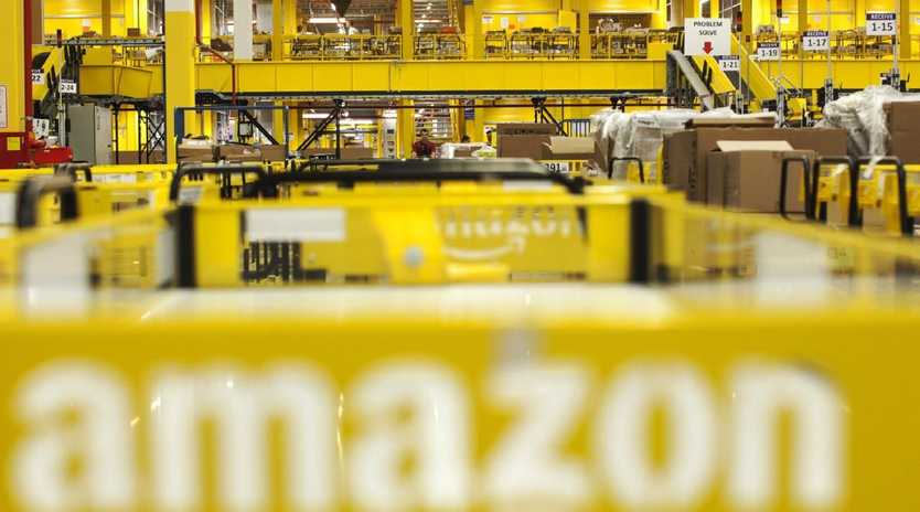 A report has shown the wastage of new and expensive items at an Amazon warehouse.