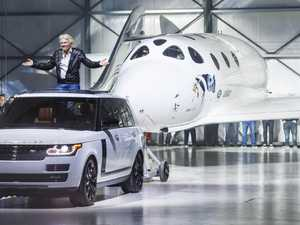 SUV comes with astronomical price tag