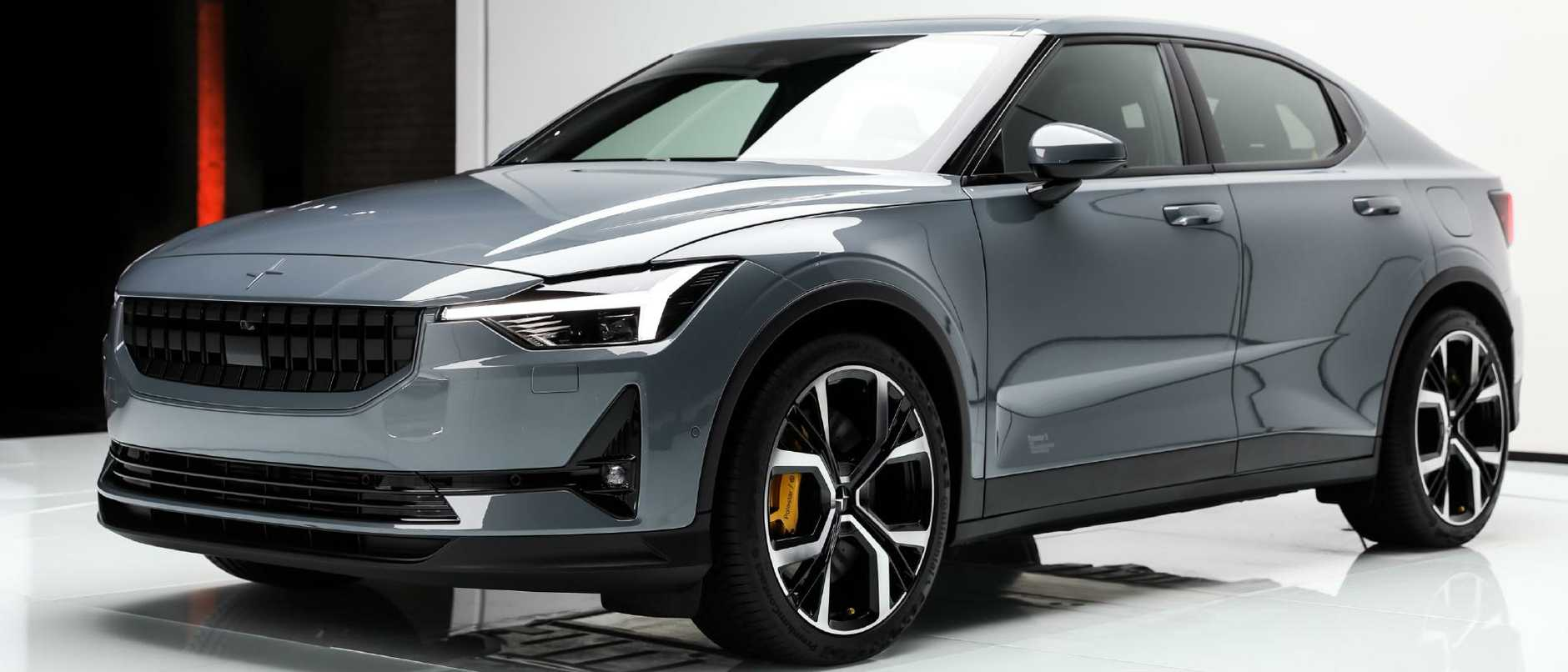 Made in China: Polestar is owned by Volvo and giant multinational Geely