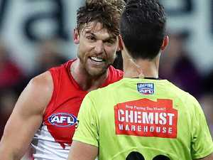 Longmire backs Rampe after AFL 'please explain'