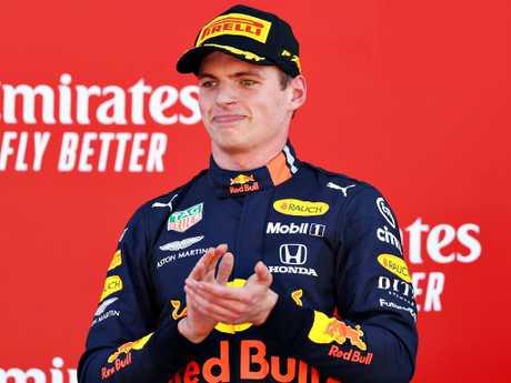 Max Verstappen is enjoying a tremendous season.