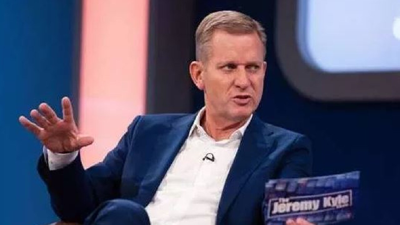 The Jeremy Kyle Show has been take off air