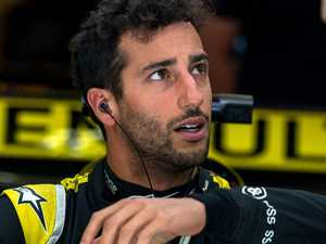Ricciardo's flop as nemesis rubs it in
