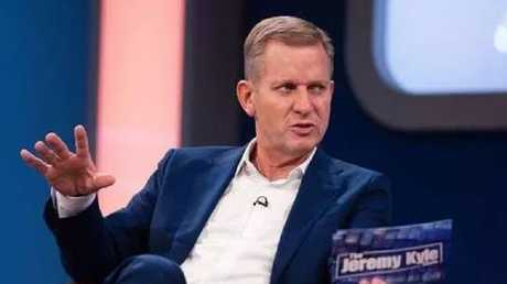 The Jeremy Kyle Show is a popular UK talk show
