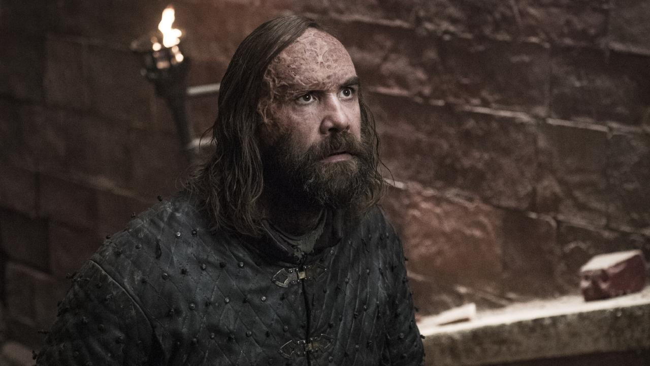 The Hound. Picture: Supplied/HBO