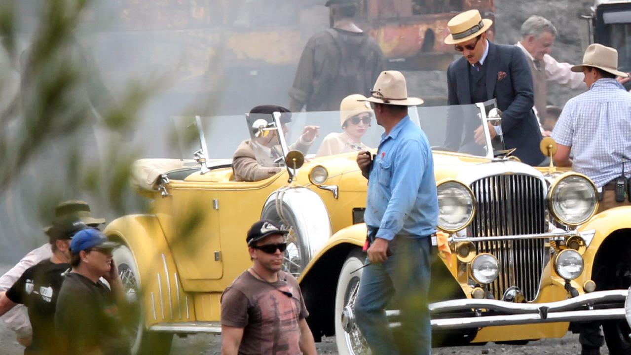 Criticisms about the Great Gatsby being Australian came into play when Screen Australia approved a $40 million tax-rebate for production. Picture: supplied