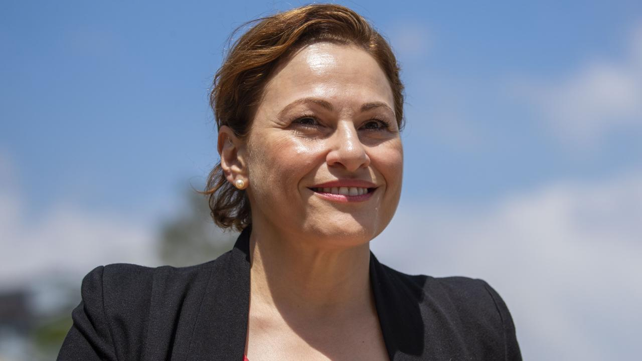 Deputy Premier Jackie Trad will hand down the State Budget next month. Picture: Glenn Hunt