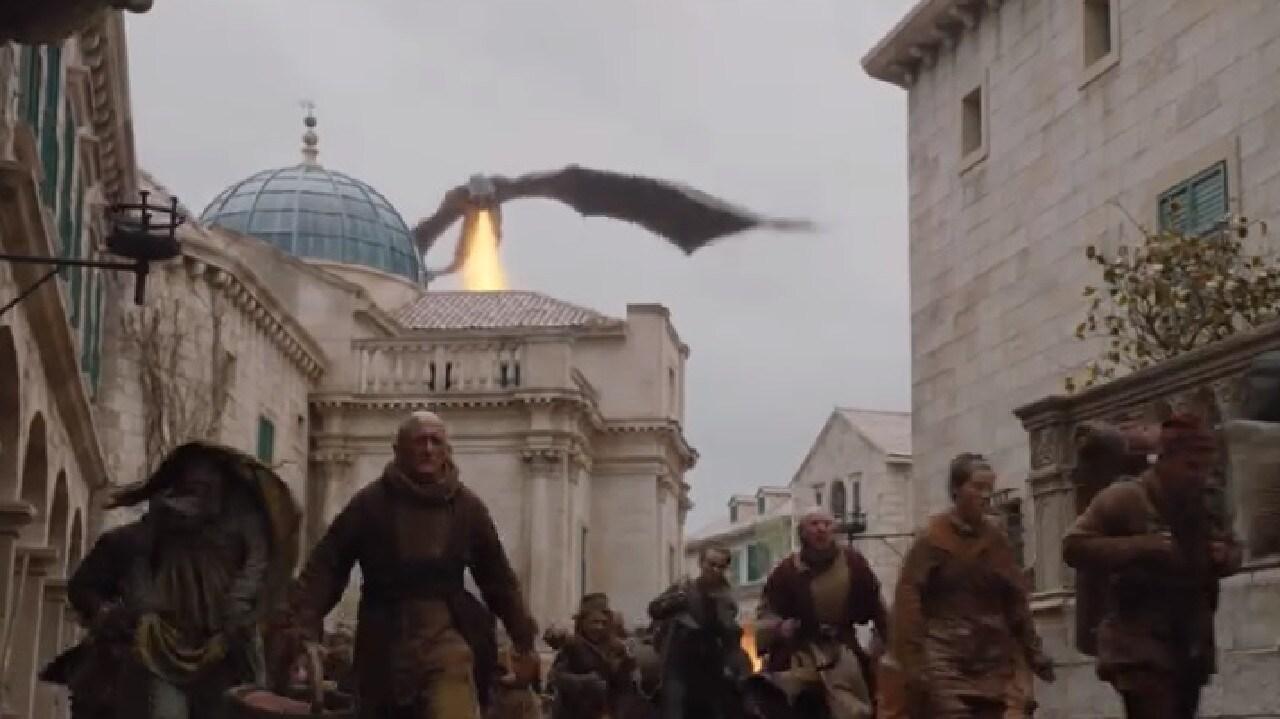 """Vote #1 Daenerys!"""