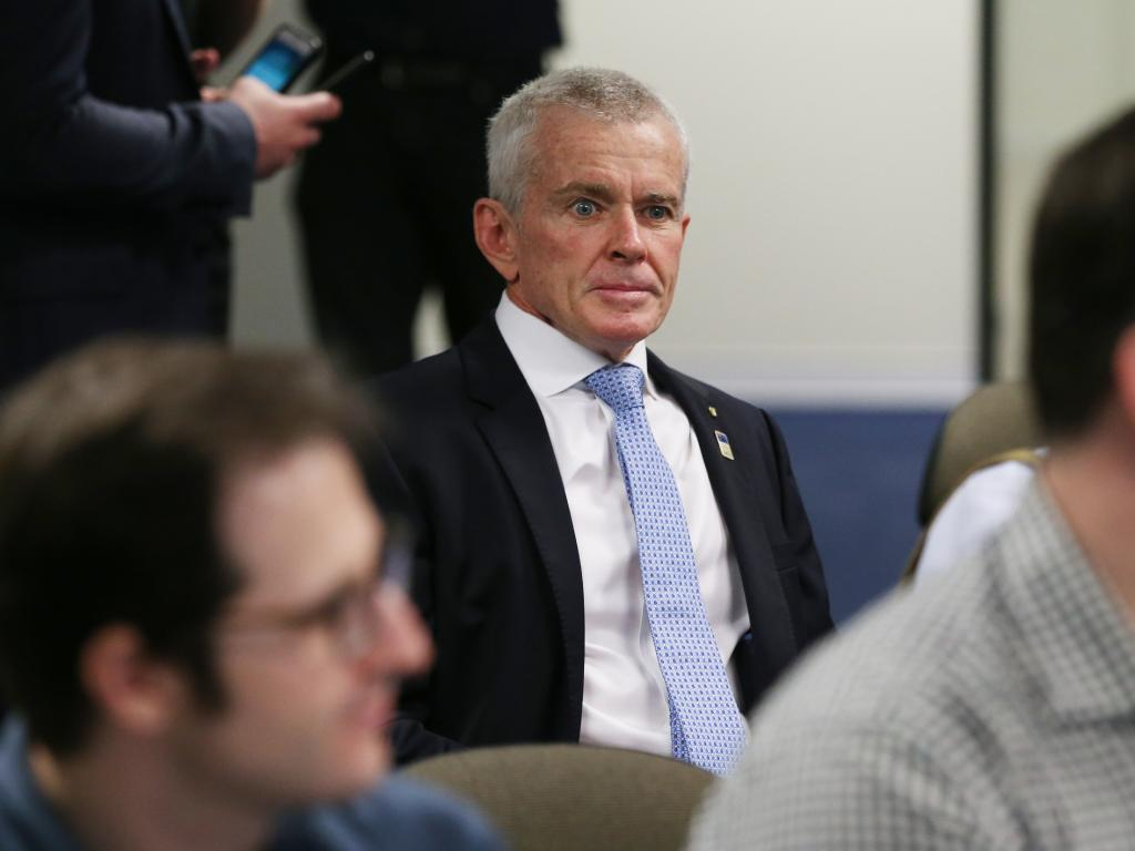 One Nation Senate candidate Malcolm Roberts. Picture: Lyndon Mechielsen/The Australian