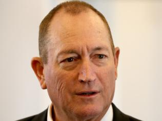 The Senator, who only attracted 19 votes last election, has been refused business by Officeworks.