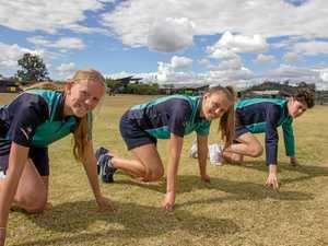Sporting stars lead with Faith