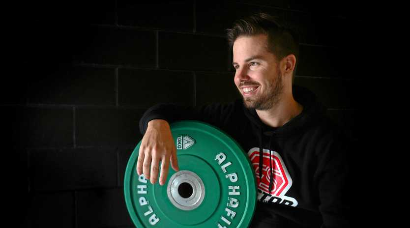 BRANCHING OUT: Rob McKinnon is working on his first Fitstop business in Warana.