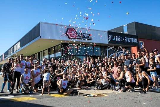 HEALTHY ATTITUDE: Fitstop Warana has its opening day this Saturday, May 18.