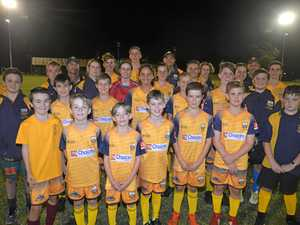 Success for football academy on Southern Downs