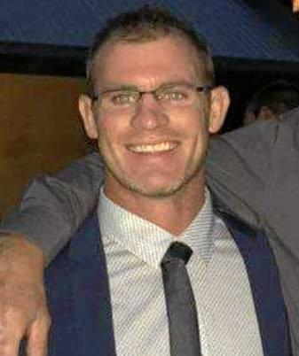 Luke Howard, 35, went missing off Mudjimba Beach after his jetski took on water and he was forced to try and swim ashore.