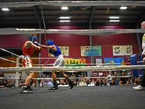 Rocky boxers size up the competition in weekend tournament